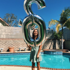 My 20th Birthday In San Diego