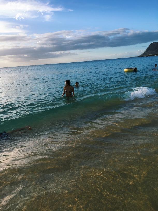 Nanakuli Beach